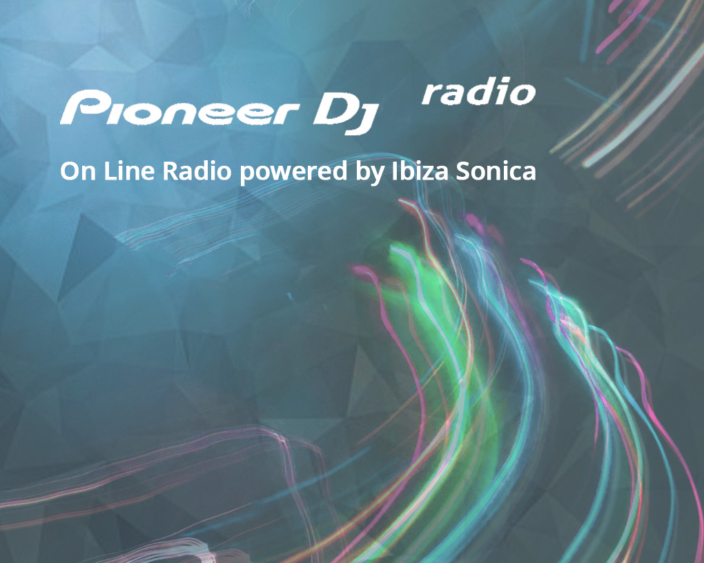 Pioneer DJ Radio logo