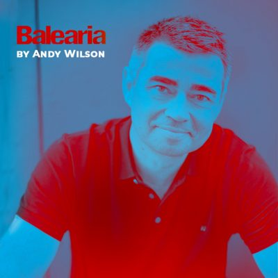 Balearia Radio Show by Andy Wilson