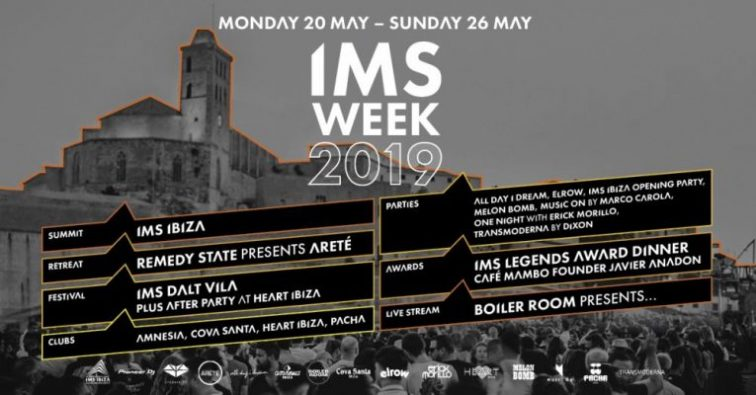 International Music Festival Ibiza 2019
