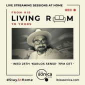 Karlos Sense stayathome podcast radio