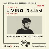 Valentin huedo stayathome podcast