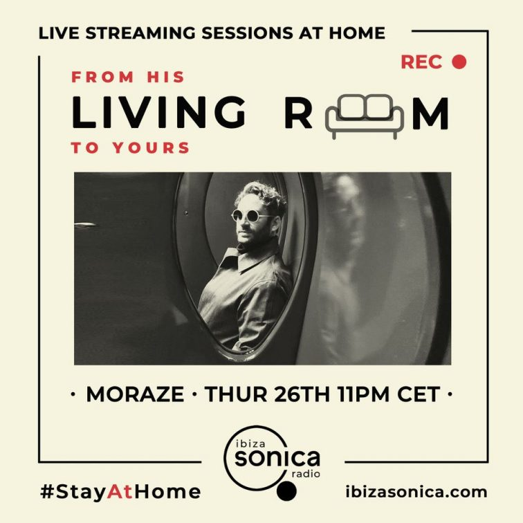moraze dj podcast stayathome