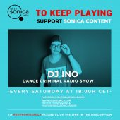 Dance criminal Radio Show by Dj Ino