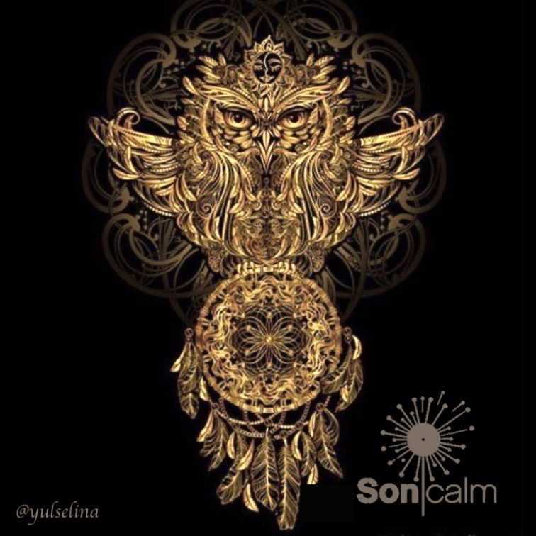 SONICALM - THE HEALER, musical selection by Rebaluz. Tuesdays 15:00 at Ibiza Sonica Radio
